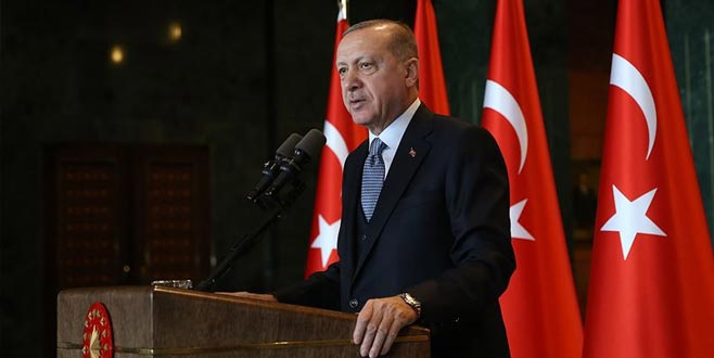 Cumhurbaşkanı Erdoğan: Kardeşliğimizi böldürtmeyeceğiz
