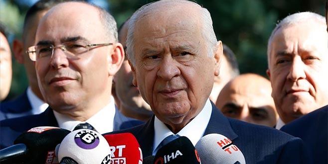 'Türkiye'de erken seçime ihtiyaç yoktur'