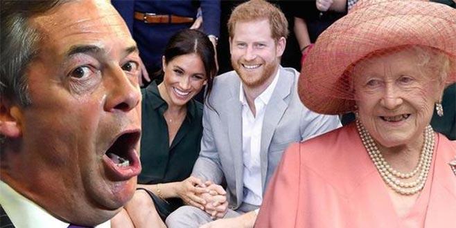 Kraliyet ailesine sert eleştiri