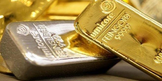 Değerli metallerde fiyatlar yükseldi
