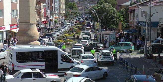 Türkiye'nin en az nüfusuna sahip kenti doldu taştı