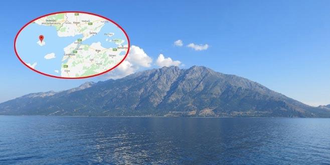 Yunan adasında 8 günlük esaret