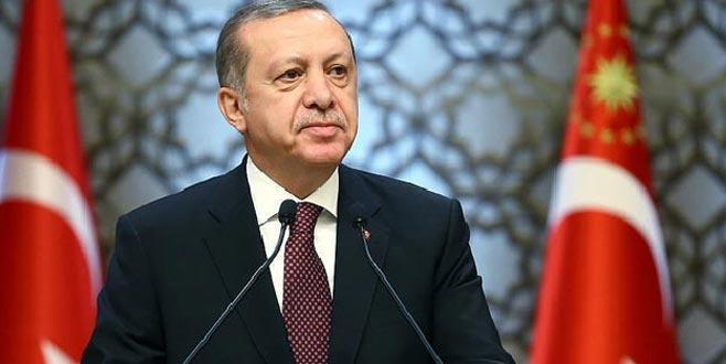 Erdoğan'dan 18. yıl mesajı
