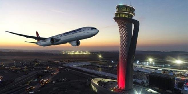 Yolcuların yüzde 22'si İstanbul'u tercih etti