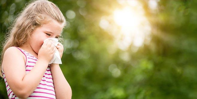 Çocuklarda yaz hastalıklarına dikkat