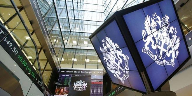 Londra Borsası'nda teknik arıza molası