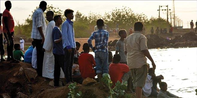 Sudan'da selfelaketi: 46 ölü