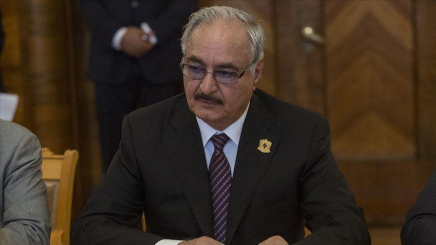 'Hafter-MOSSAD irtibatı sürpriz değil'