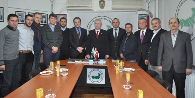 Köse: Balkanlarda var olmayı sürdüreceğiz