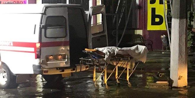 Odessa'da otel yangını: 8 ölü