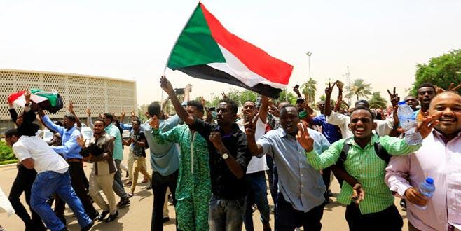 Sudan'da kriz sona erdi