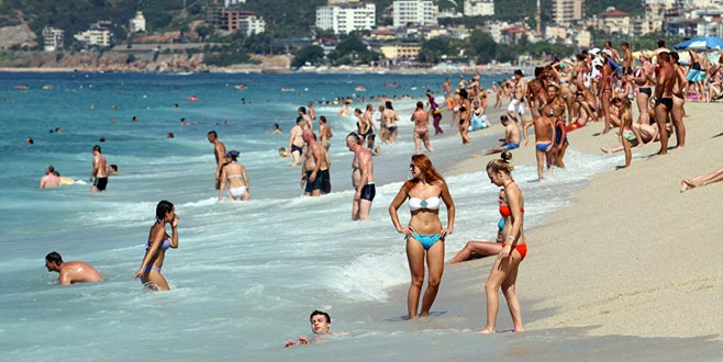 Turizmci ağustosta rekor bekliyor