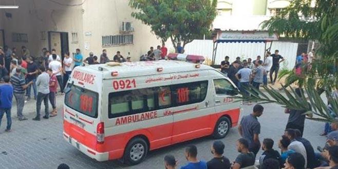 İsrail Gazze'yibombaladı