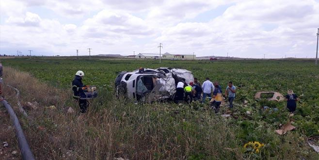 Korkunç kazada ölü sayısı 8'e yükseldi