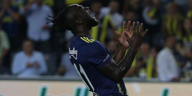 Fenerbahçe'ye Moses'tan kötü haber
