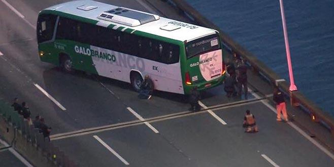 Brezilya'da rehine krizi