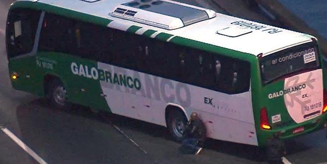 Brezilya'daki rehine sona erdi