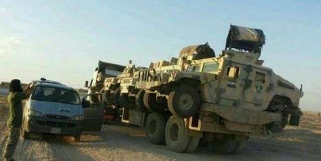 ABD'den YPG'ye yeni sevkiyat