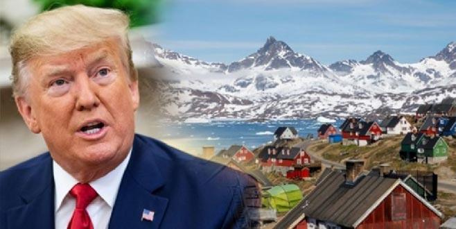 Trump'ın ziyaretineGrönland rötarı