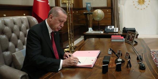 Erdoğan imzaladı! İki bölge için önemli karar