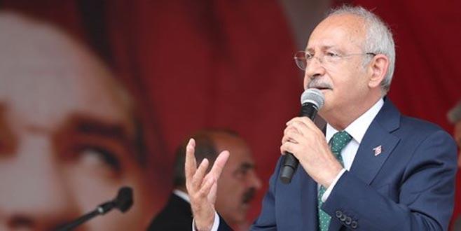 Kılıçdaroğlu'dan Erdoğan'a bayrak yanıtı