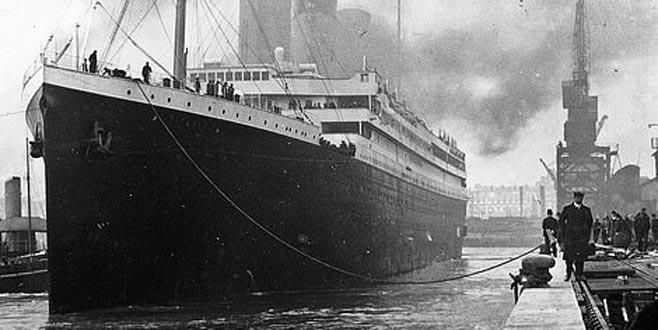 Titanik'i bakteriler bitiriyor