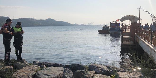 Bursa'da sahile kadın cesedi vurdu