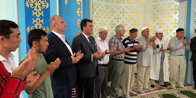 Başkan Dündar Kazakistan'da