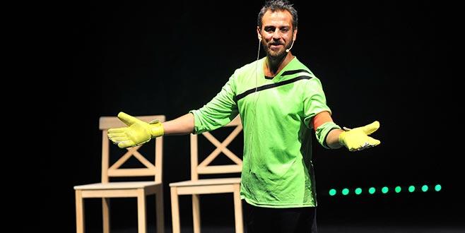 Erkan Kolçak Köstendil'den Bursaspor'a destek