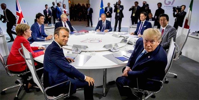 Macron'aİran görevi