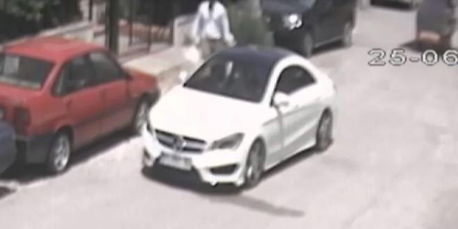 4 milyon 795 bin Euro'luk hırsızlık kamerada