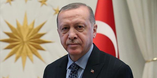 Cumhurbaşkanı Erdoğan'dan '30 Ağustos' mesajı