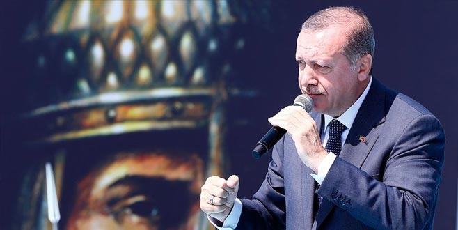 Erdoğan: Çok yakında kara birliklerimiz bölgeye giriş yapacak