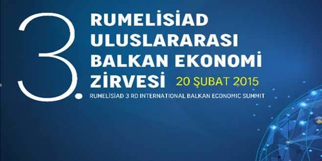Balkan Ekonomi Zirvesi yarın Bursa'da yapılacak