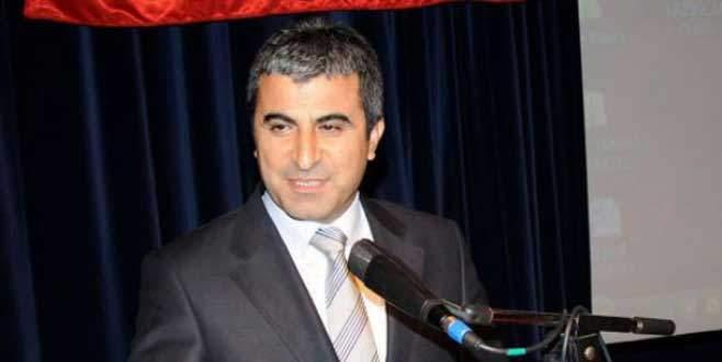 Saydam, AK Parti milletvekili aday adayı oldu
