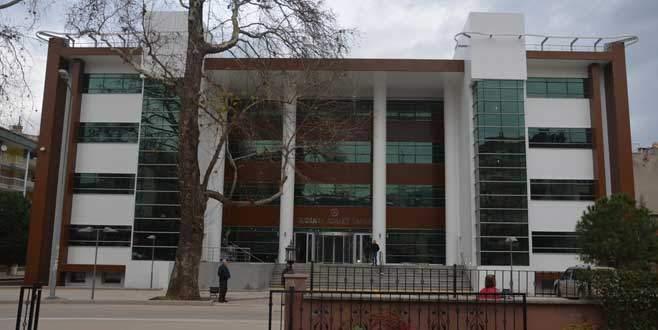 Mudanya Adliyesi yeni binasında