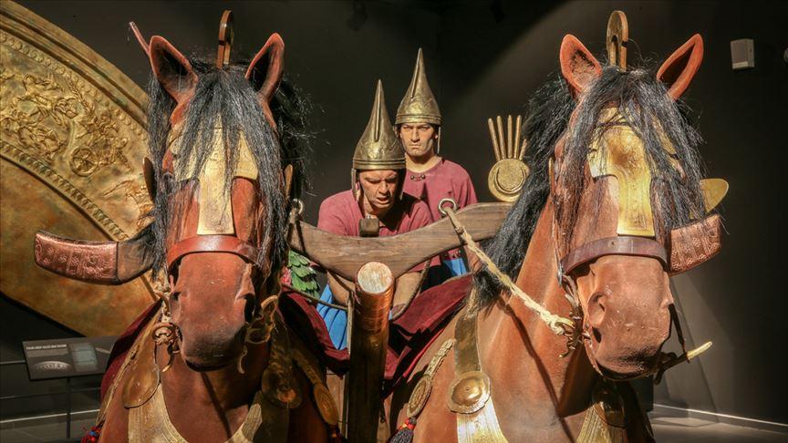 'Urartu Müzesi'nde hedef 1,5 milyon ziyaretçi