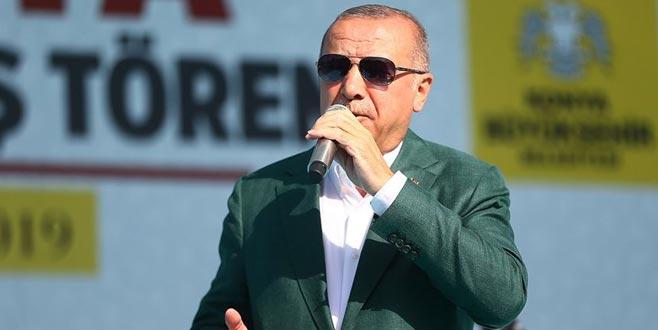 Erdoğan: Siyaset mühendisliği oyunlarının hiçbiri tutmadı