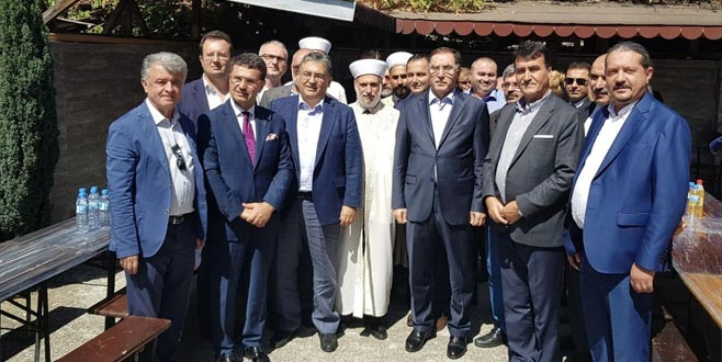 Ünlü Türk akıncısına vefa