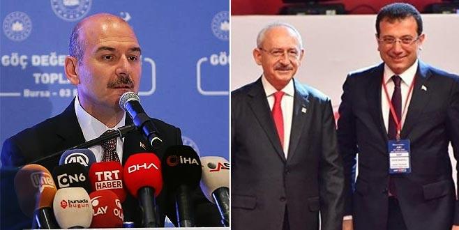 Bakan Soylu'nun Bursa'daki sözlerine Kılıçdaroğlu'ndan açıklama