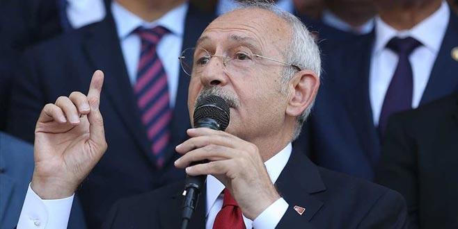 Kılıçdaroğlu: Seçimlerdeki başarısı için ceza veriliyor