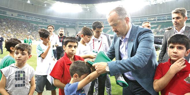 Ait olduğumuz yer Süper Lig
