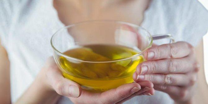 Her gün yeşil çay içti ve işte sonuçlar!