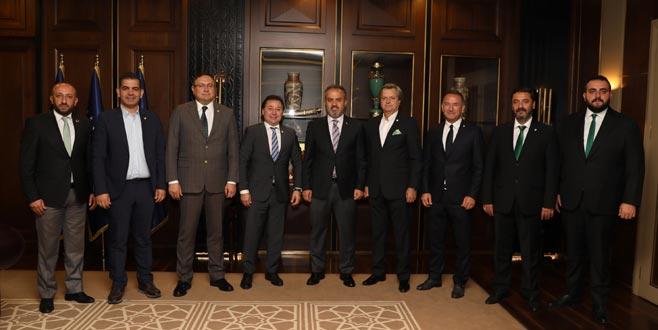 Aktaş: Bursaspor Bursa'nın değeridir