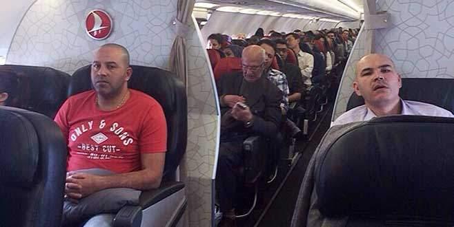 THY uçağı Amman'da mahsur kaldı