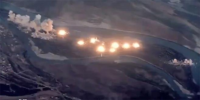 DEAŞ adasına 36 ton bomba