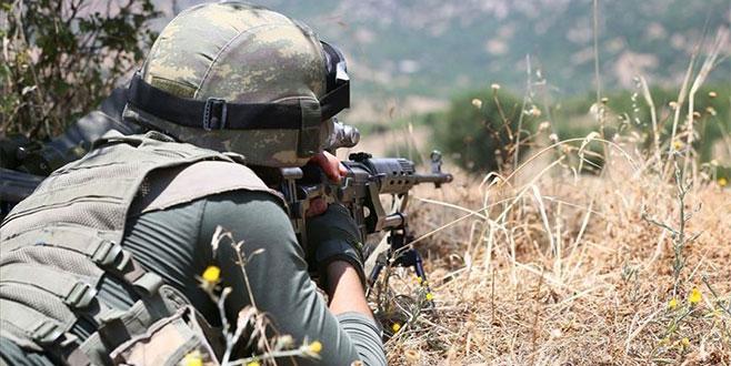2 askerin şehit olduğu saldırının faili öldürüldü