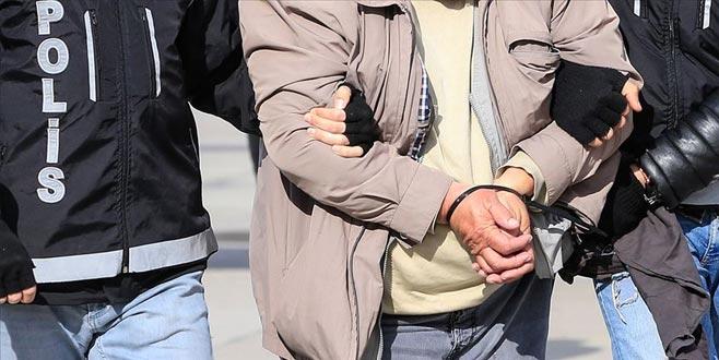 İnegöl'de 10 günde 20 gözaltı