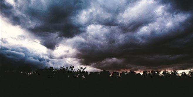 Meteorolojiden Bursa için fırtına uyarısı