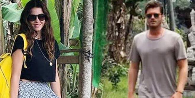 Kıvanç-Başak Tatlıtuğ çifti Bali'de aşk tazeledi!